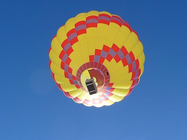 Free hot air balloon flight hot air balloon ride