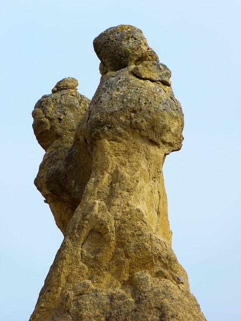 Free devrent valley rock formations cappadocia turkey