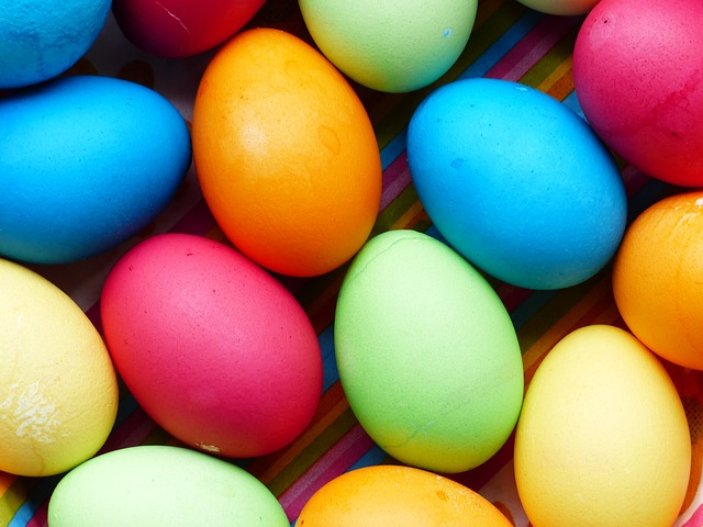 Free Photos: Egg colorful easter eggs easter paint color | Hans Braxmeier