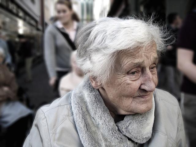 Free Photos:               dependent dementia woman old age alzheimer's | Gerd Altmann