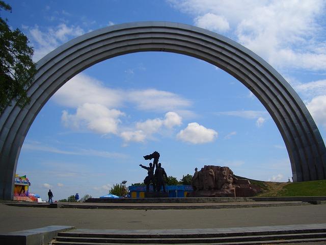 Free kiew ukraine palace symbol symbolic