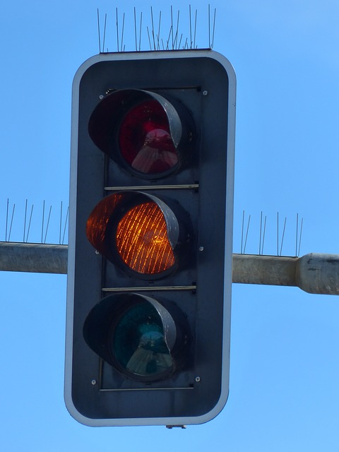 Free traffic lights beacon rules of the road