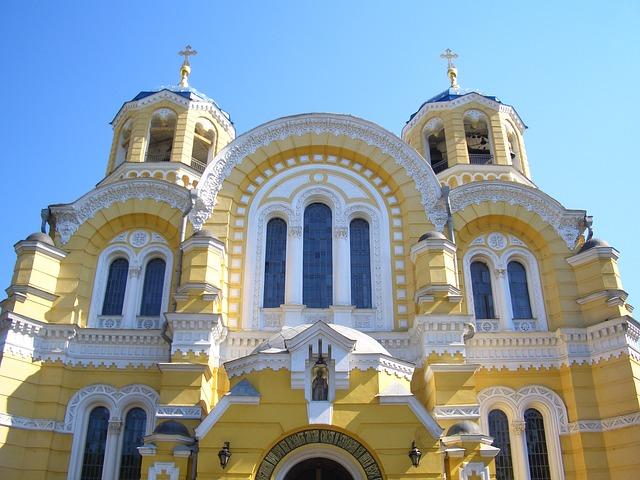 Free building architecture kiew ukraine ukrainian