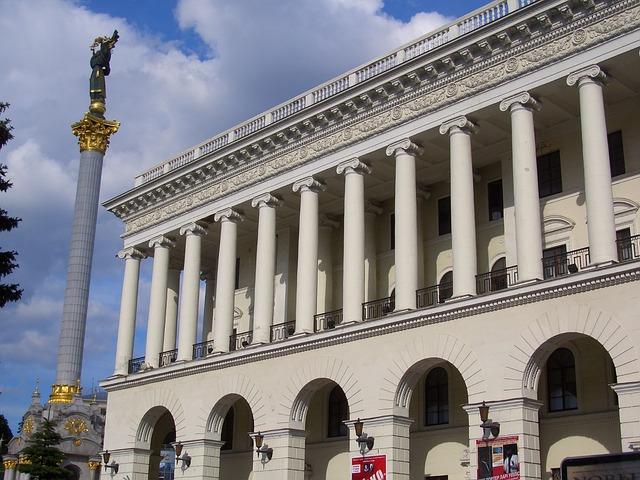 Free kiew ukraine architecture ukrainian location place