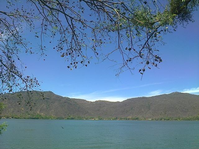 Free laguna mountains sky water mexico