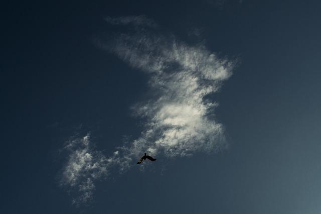 Free sky blue clouds cloud drama blue sky skies light