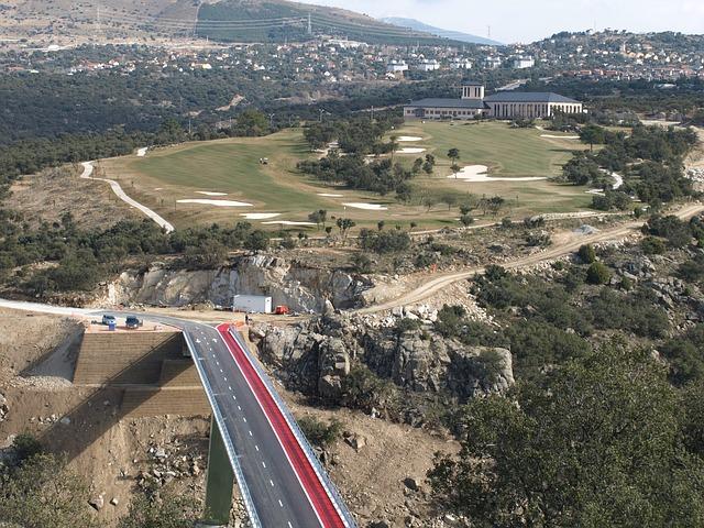Free angeles de san rafael golf monument bridge segovia