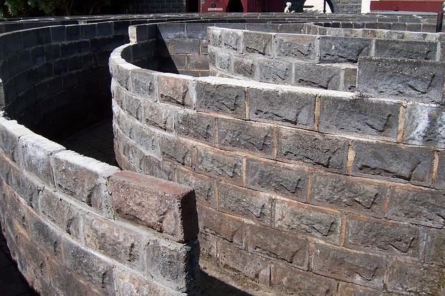 Free wall kryal castle maze ballarat australia history
