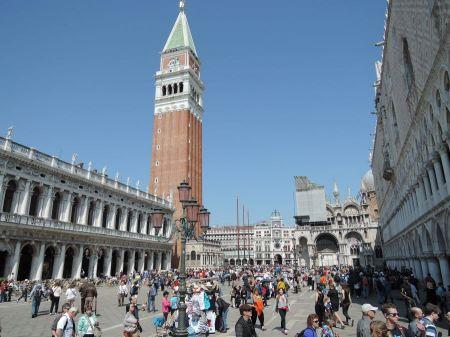 Free San Marco, Venice, Italy