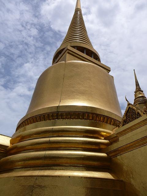 Free wat po bangkok statue asia thailand buddhist