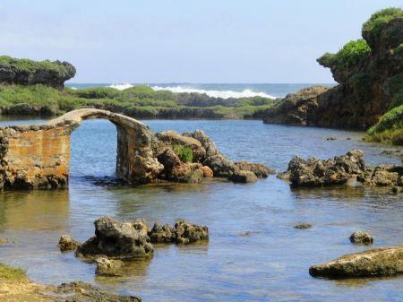 Free Salaglula Pools - Inarajan, Guam