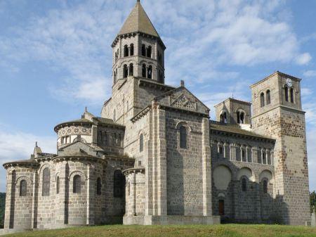 Free Church in Saint Nectaire