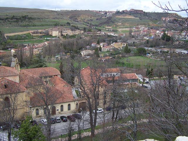 Free segovia monastery parral view monument