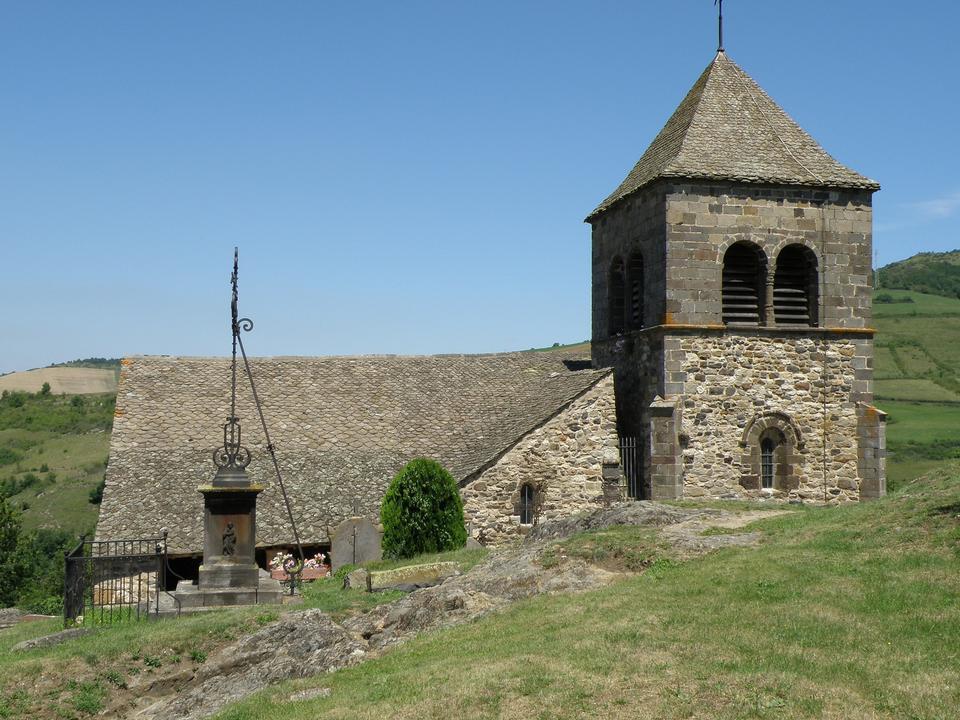 Free Ancient Chapel Saint Michel de Aiguilhe