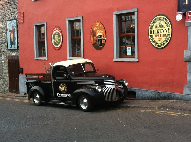 Free ireland kilkenny auto guinness pub