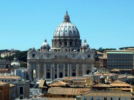 Free St. Peter's Basilica, St. Peter's Square, Vatican City