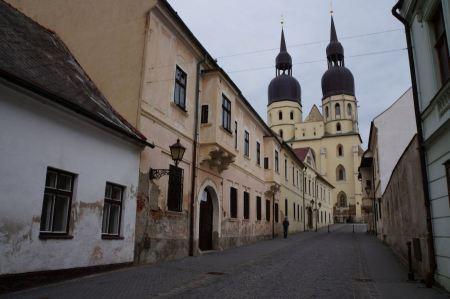 Free Saint Nicholas Basilica, Trnava, Slovakia