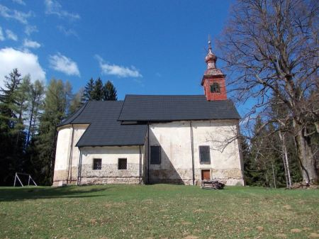 Free Saint Ignatius of Loyola Church in Slovenia