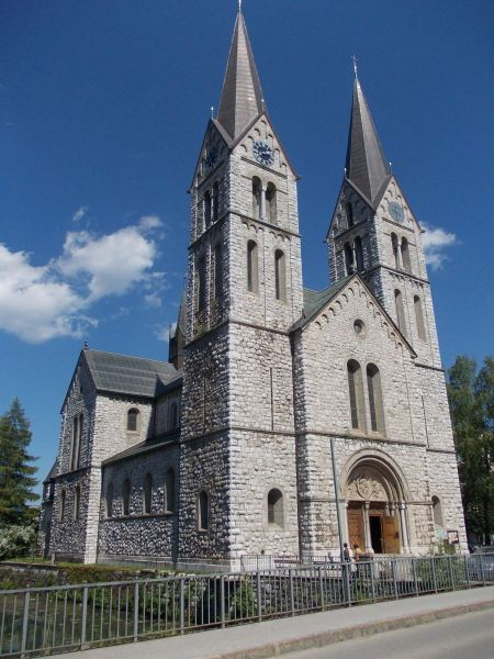 Free Saint Bartholomew Church in Slovenia