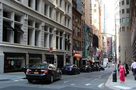 Free Financial District of Manhattan New York