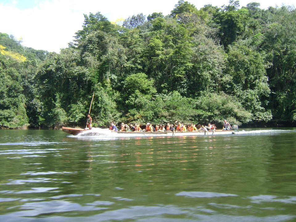 Free Pequeni River, Panama Canal Watershed