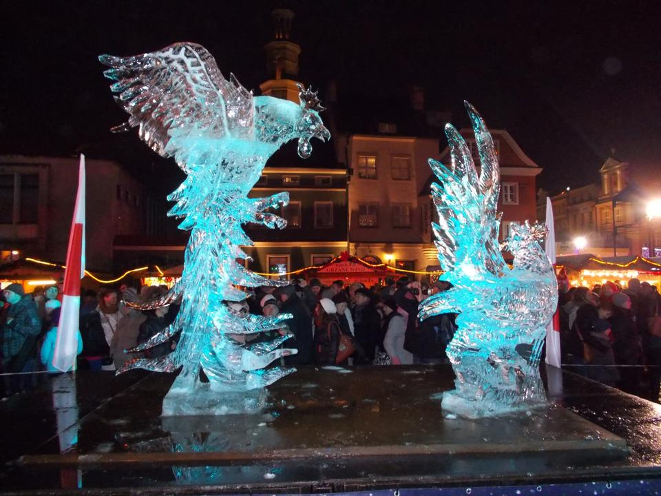 Free Ice sculpture