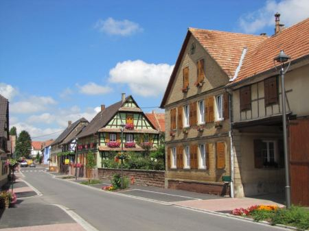 Free Old houses in Germany