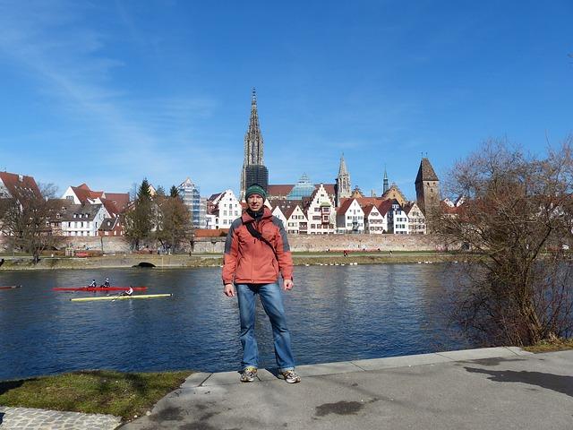 Free ulm ulm cathedral danube water sports kayak city