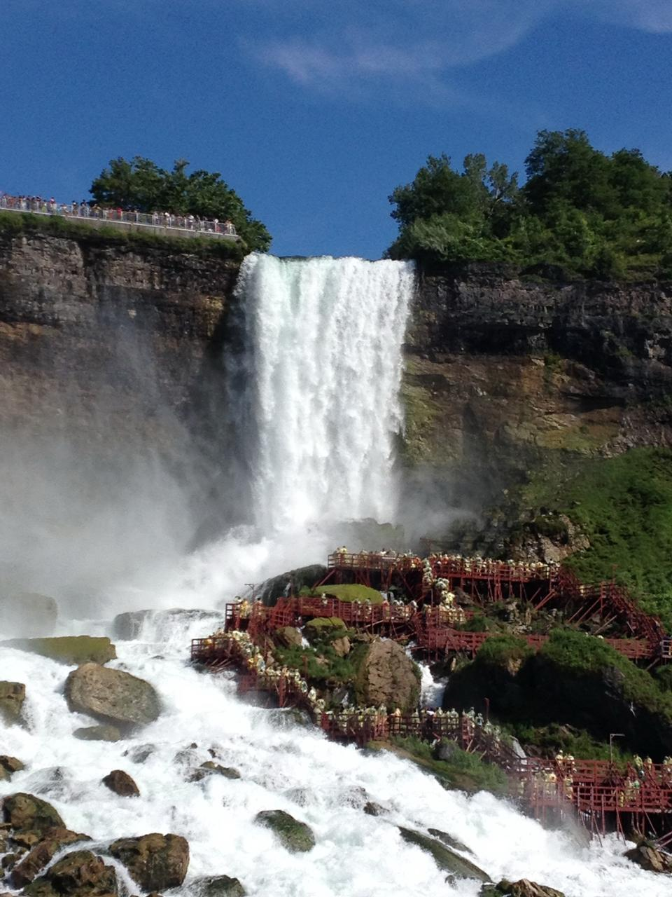 Free Cave of the Winds Tours | Niagara Falls State Park