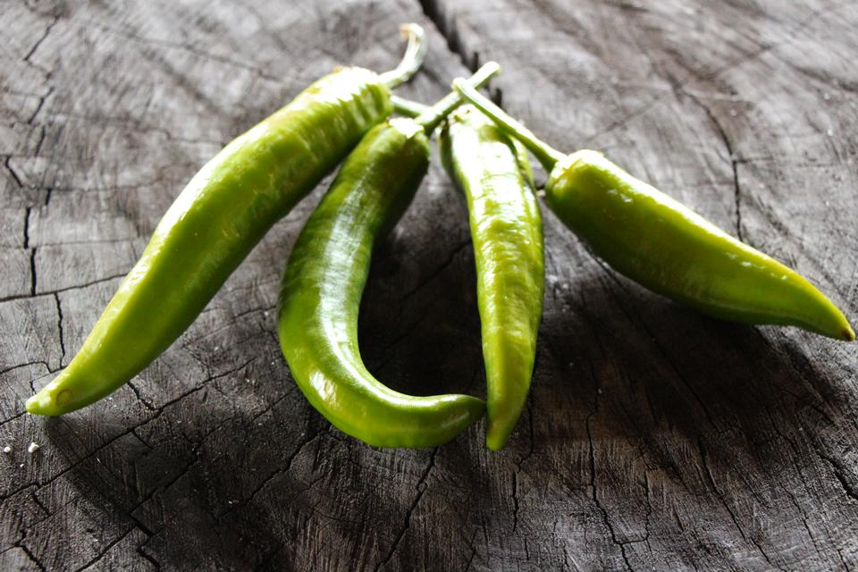 Free Green Hot Pepper