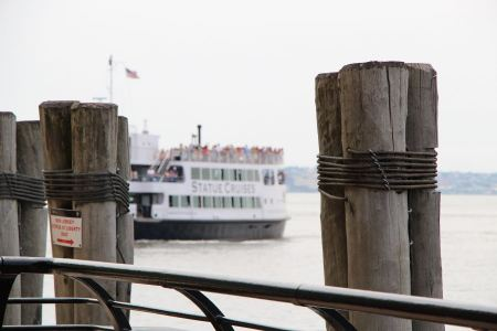 Free Ellis Island in New York harbor
