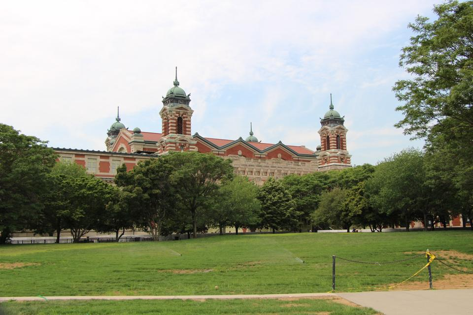 Free Ellis Island National Monument
