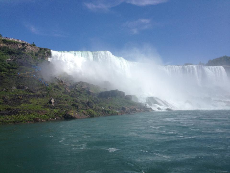 Free Cave of the Winds at Niagara Falls, USA