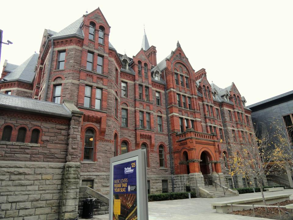 Free The Royal Conservatory of Music Building in Toronto, Canada