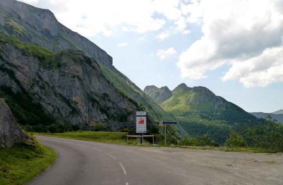 Free Pyrenees National Park, Col de Soulor, France