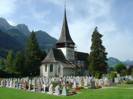 Free Rougemont Church