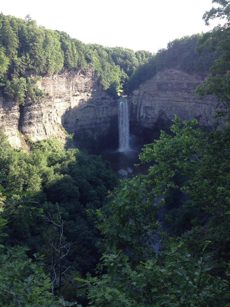 Free Taughannock Falls State Park