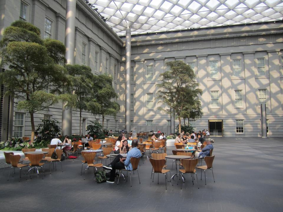 Free National Portrait Gallery Museum