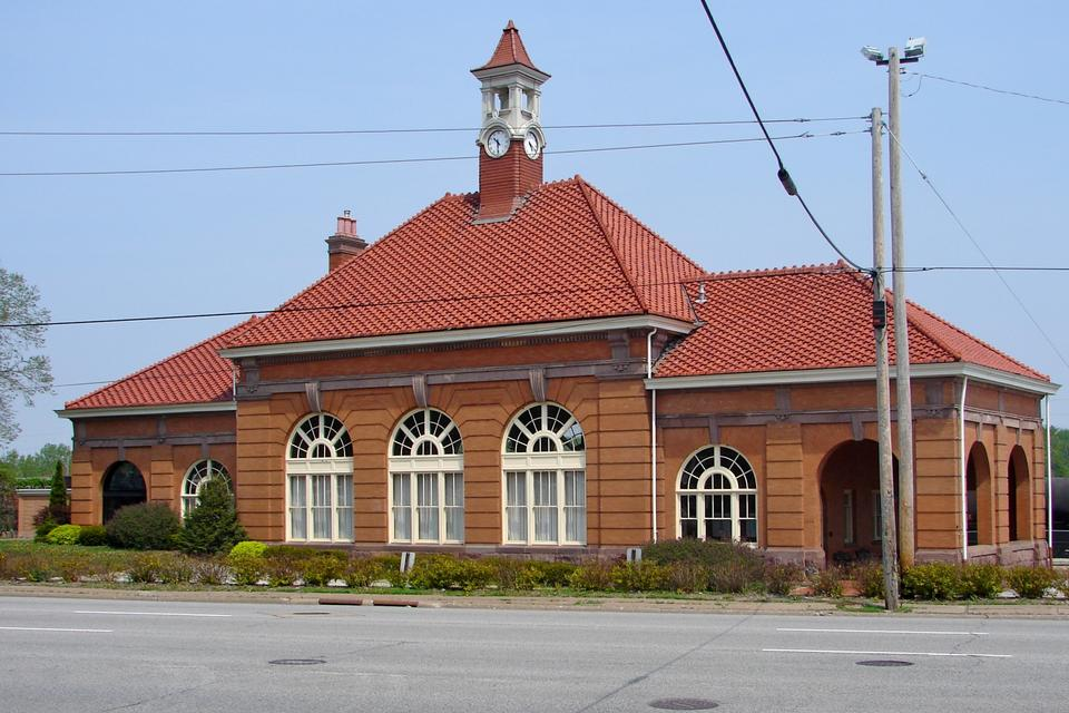 Free Rock Island Lines Passenger Station