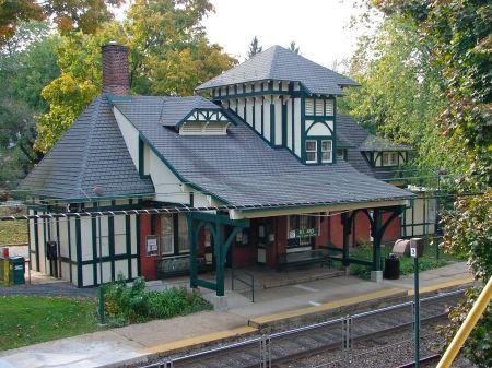 Free Mt. Airy Station in Philadelphia
