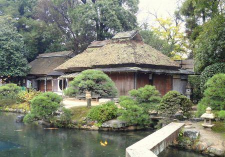 Free Korakuen Garden in Okayama
