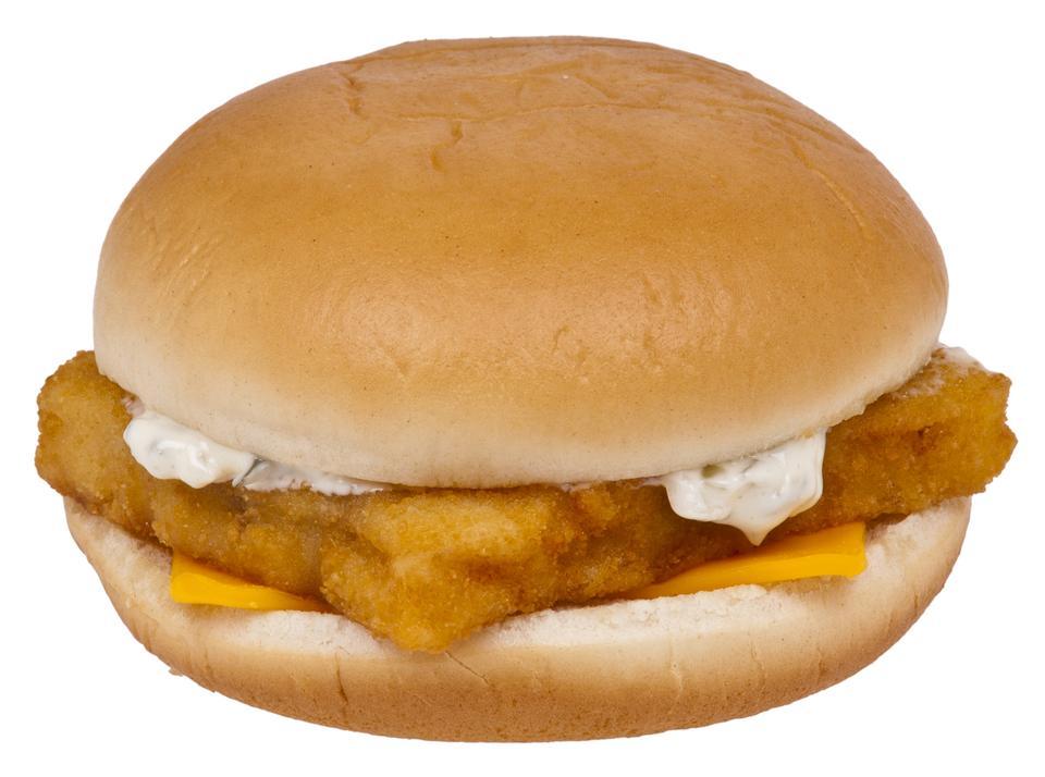 Free A McDonald's Filet-O-Fish sandwich