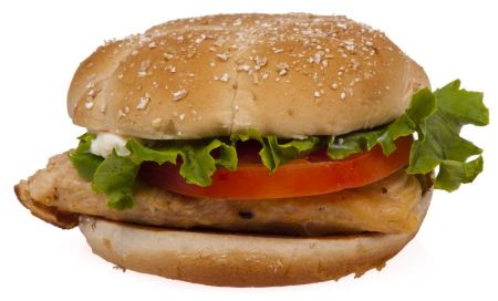 Free A Classic Grilled Chicken Sandwich