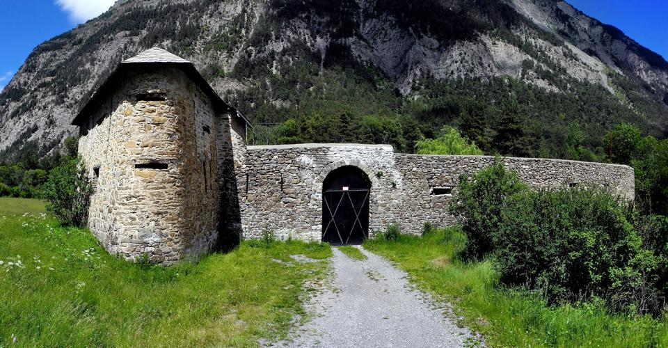 Free Redoute Berwick Saint-Paul-sur-Ubaye in France