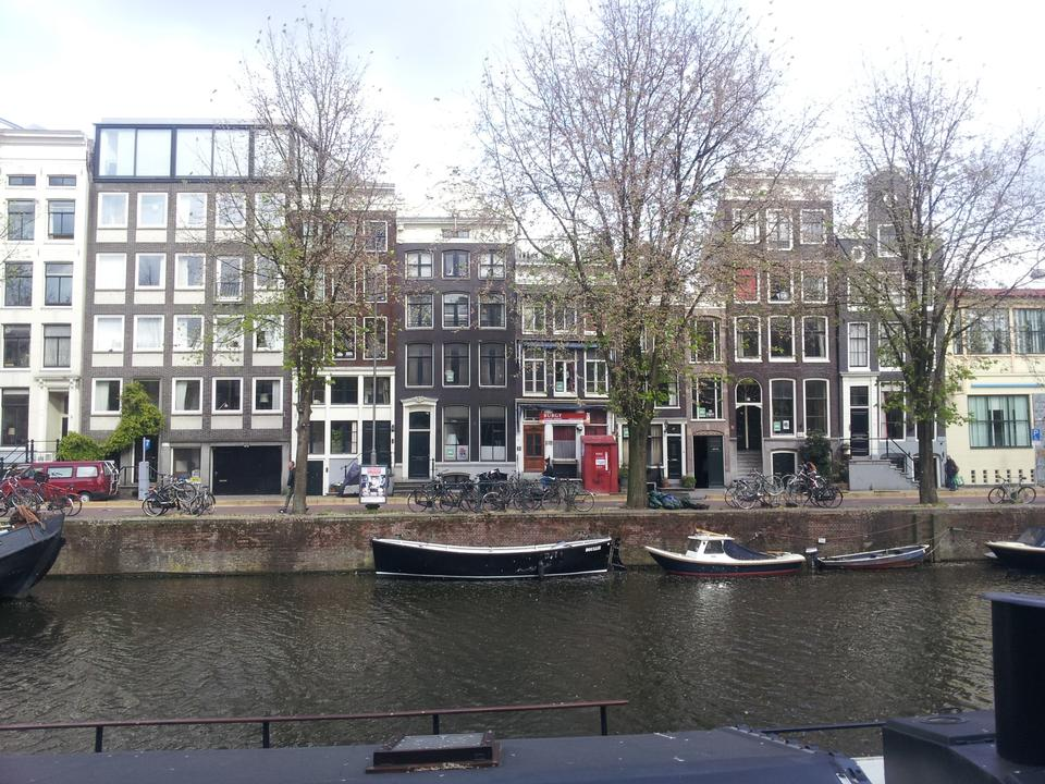 Free Red Light District of Amsterdam, the Netherlands