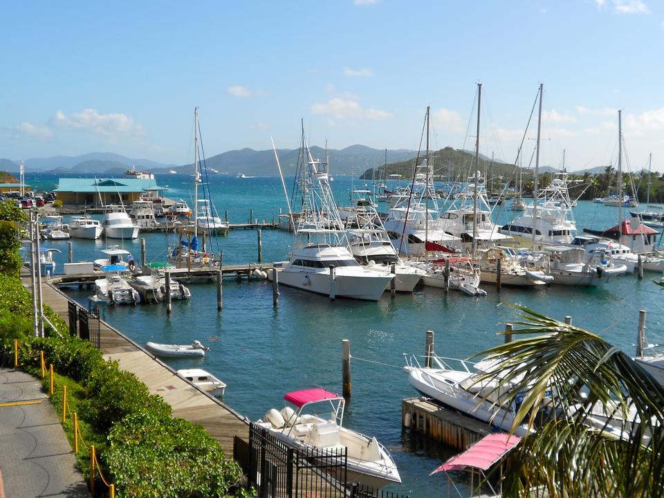 Free American Yacht Harbor Marina, U.S. Virgin Islands