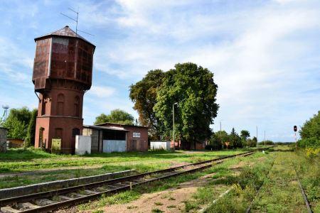 Free Train station in Recz Pomeranian