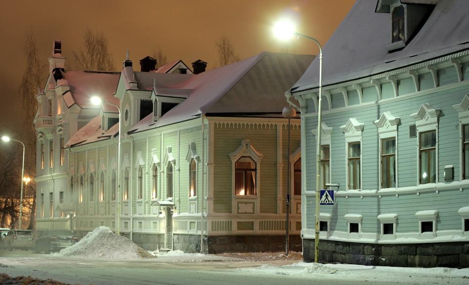 Free Night town