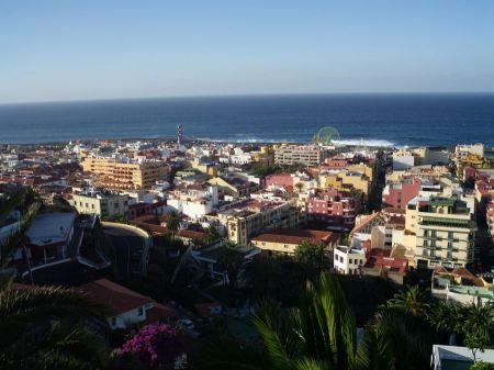 Free Lagos Martianes at Puerto de la Cruz, Tenerife, Spain