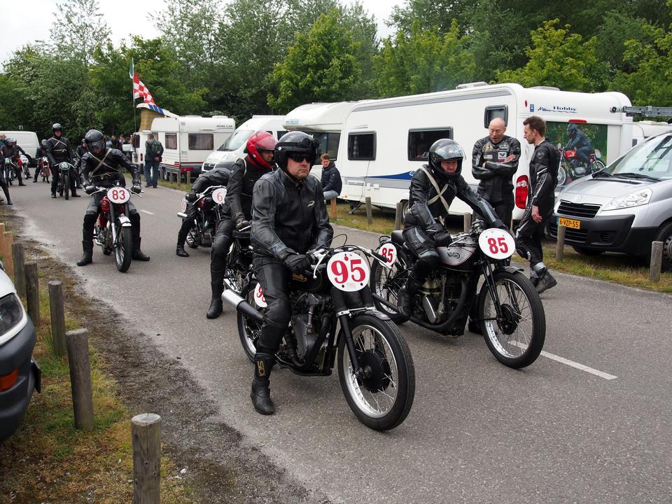 Free Preparation for the Motor Bike race